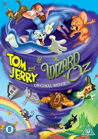Assistir Tom and Jerry & The Wizard of Oz online