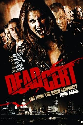 Poster of Dead Cert