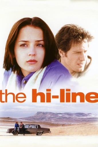 Poster of The Hi-Line