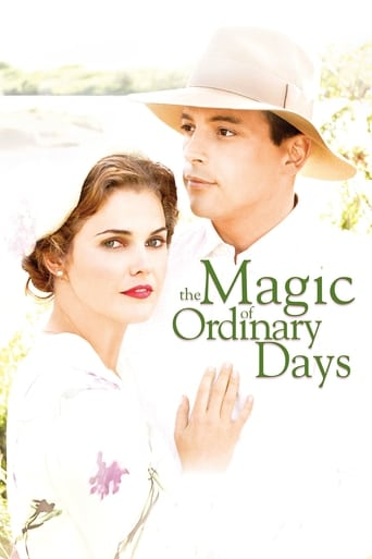 Poster of The Magic of Ordinary Days