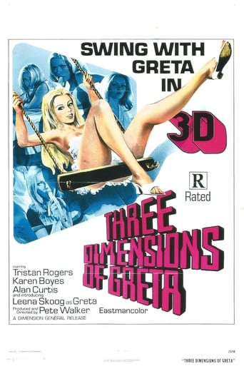 Poster of The Four Dimensions of Greta