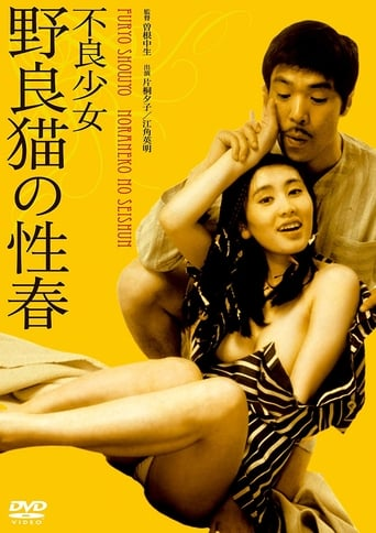 Poster of Delinquent Girl: Alley Cat In Heat