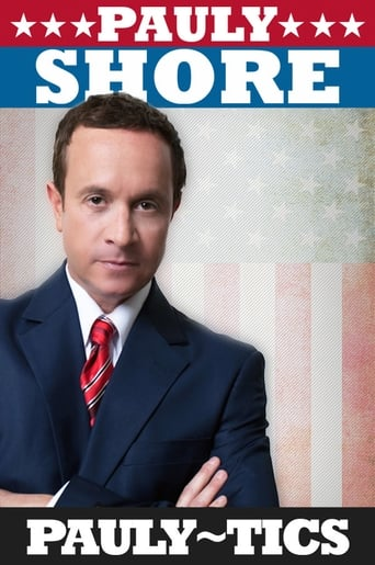 Poster of Pauly Shore's Pauly-tics