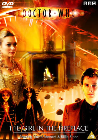 Poster of Doctor Who: The Girl in the Fireplace