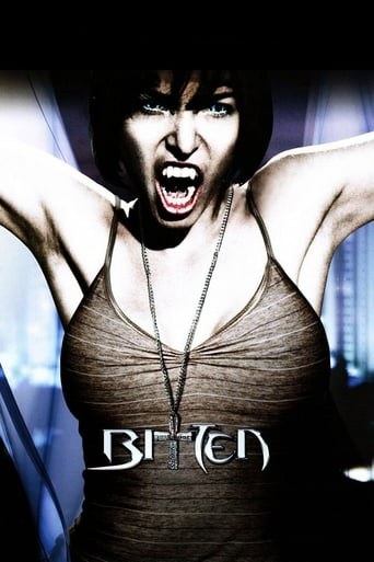 Poster of Bitten, Amor Entre Vampiros