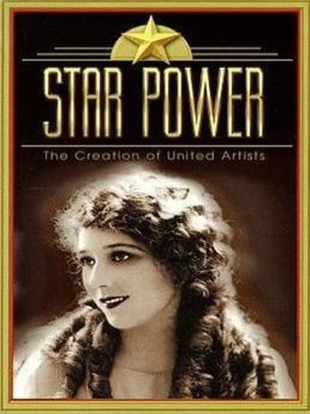 Poster of Star Power: The Creation Of United Artists