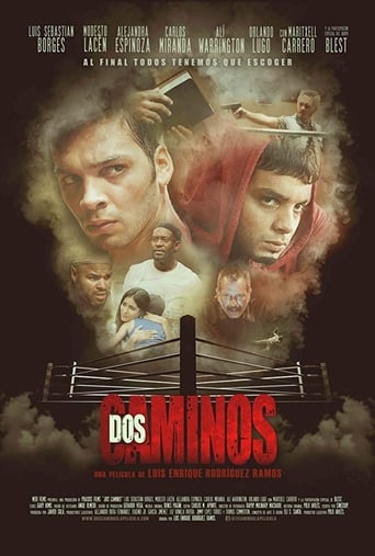Poster of Dos caminos