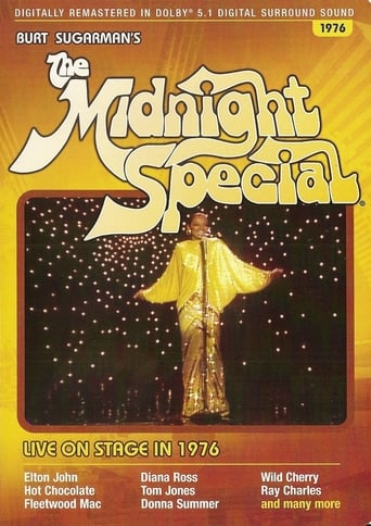 Poster of The Midnight Special Legendary Performances: 1976