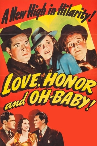 Poster of Love, Honor and Oh-Baby!