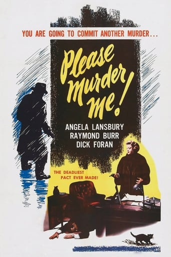 Poster of Please Murder Me