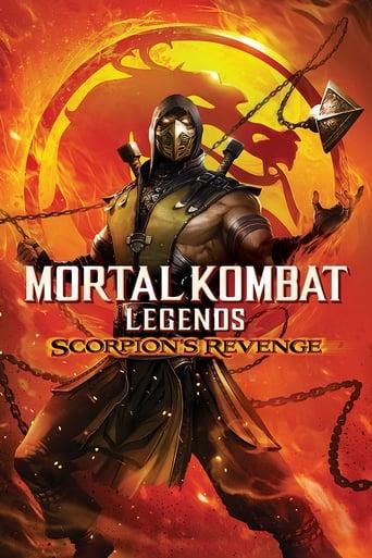 portada Mortal Kombat Legends: Scorpion's Revenge