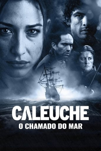 Poster of Caleuche: The Call of the Sea