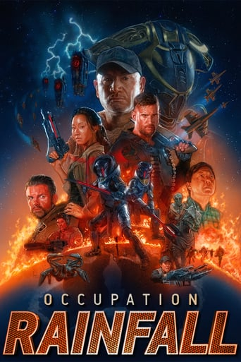 Poster of Occupation: Rainfall