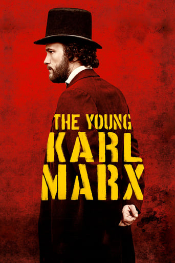Poster of The Young Karl Marx