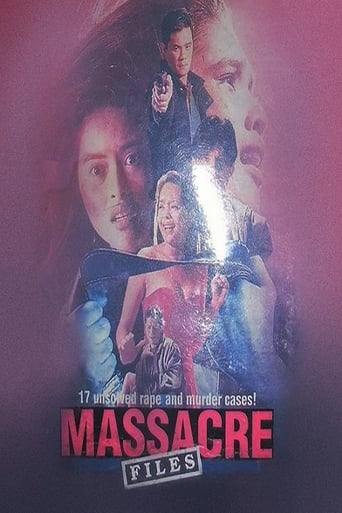 Poster of Massacre Files