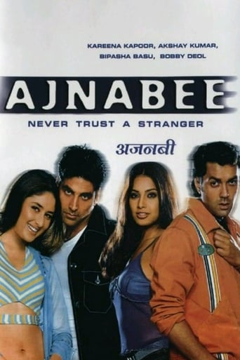 Poster of Ajnabee