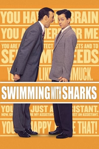 Poster of Swimming with Sharks