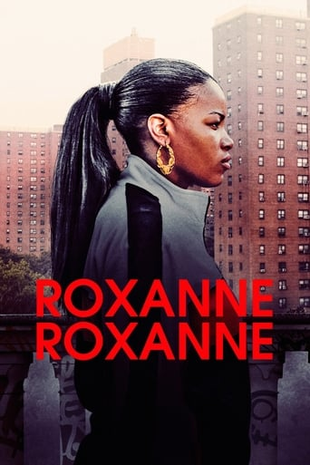 Poster of Roxanne, Roxanne