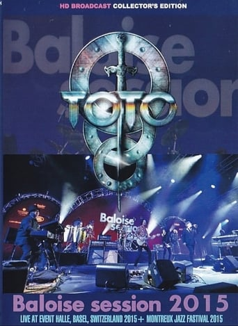 Poster of Toto - Baloise Sessions