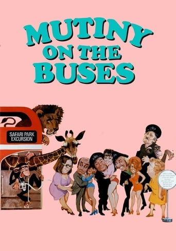 Poster of Mutiny on the Buses