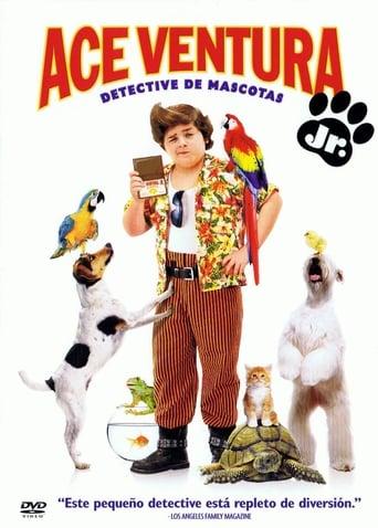 Poster of Ace Ventura Jr: Pet Detective