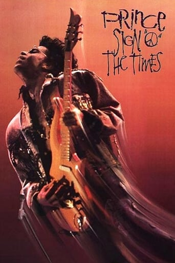 Poster of Prince: Sign 'o' the Times