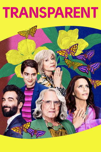 Poster of Transparent fragman
