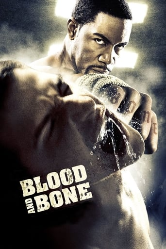 Blood and Bone (2009) - poster