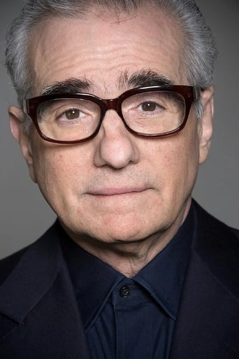 Image of Martin Scorsese