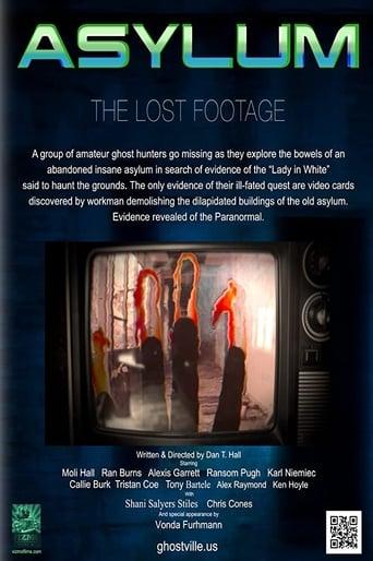 Asylum: the Lost Footage