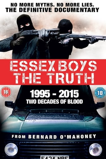 Essex Boys: The Truth Poster