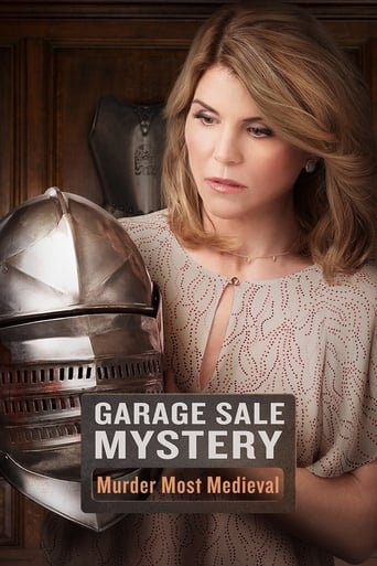 Poster of Garage Sale Mystery: Murder Most Medieval