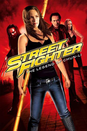 Poster Street Fighter: The Legend of Chun-Li