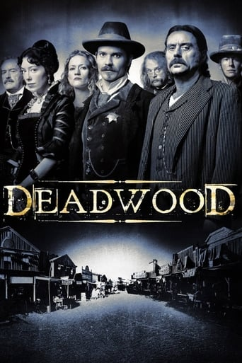 Poster of Deadwood