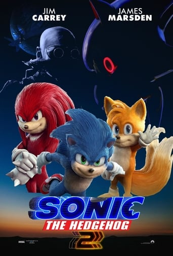 Poster of Sonic The Hedgehog 2
