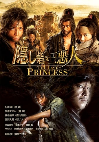 Poster of The Last Princess