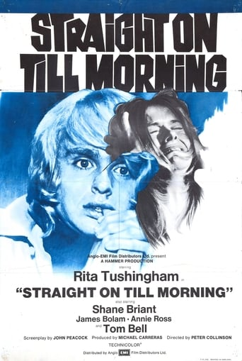Poster of Straight on Till Morning