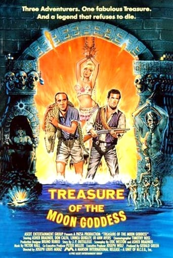 Poster of Treasure of the Moon Goddess