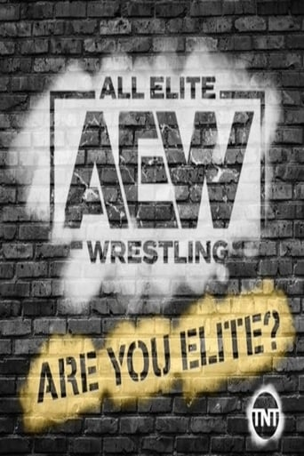 Poster of AEW on TNT