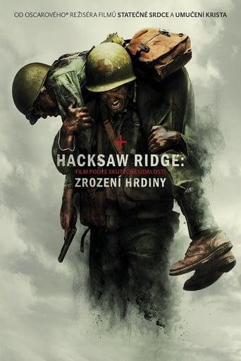 Poster of Hacksaw Ridge: Zrození hrdiny