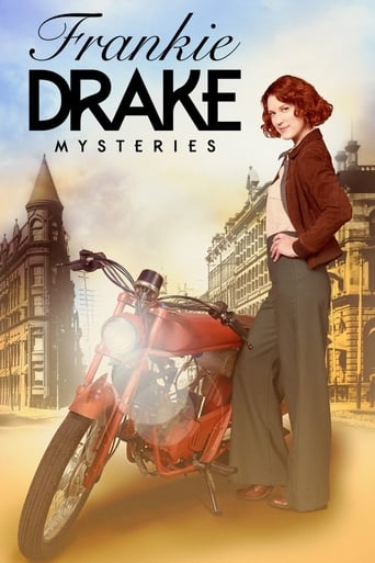 Poster of Frankie Drake Mysteries