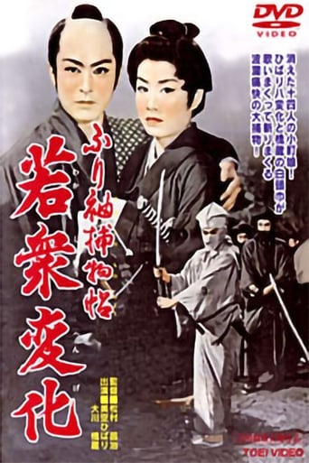 Poster of Mysteries of Edo