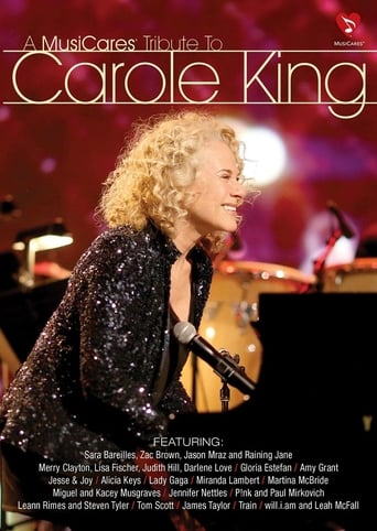 Poster of A MusiCares Tribute to Carole King