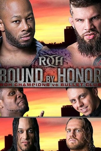 Poster of ROH Bound by Honor - Lakeland, FL