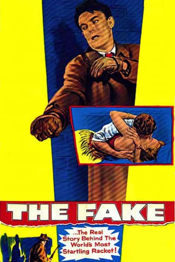 Poster of The Fake