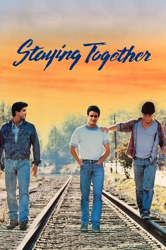 Poster of Staying Together