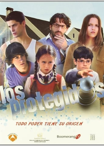 Poster Los protegidos