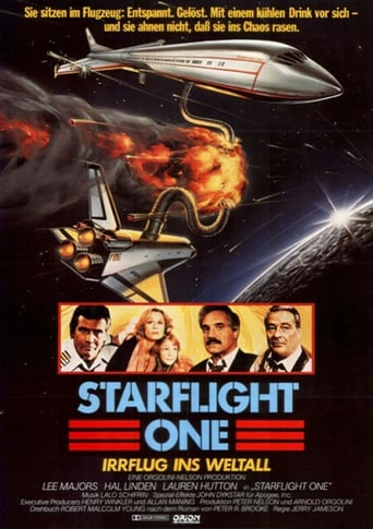 Poster of Starflight: The Plane That Couldn't Land