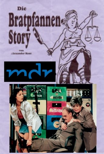 Poster of Die Bratpfannenstory