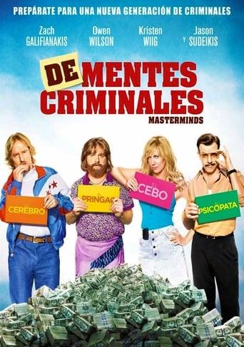 Poster of De-mentes criminales